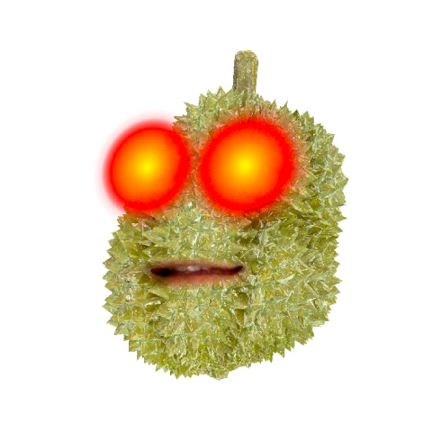 Icon of the effect Durian made in Augmented Reality